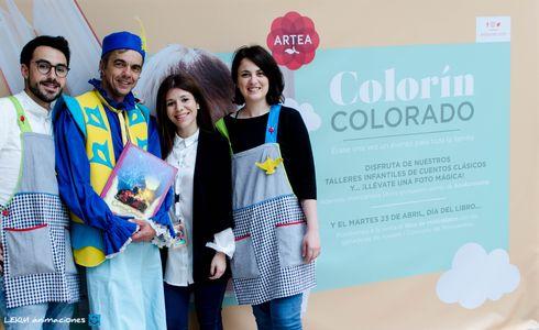 Lekim Animaciones presta servicio en la subcategoría de Animadores infantiles en Vizcaya