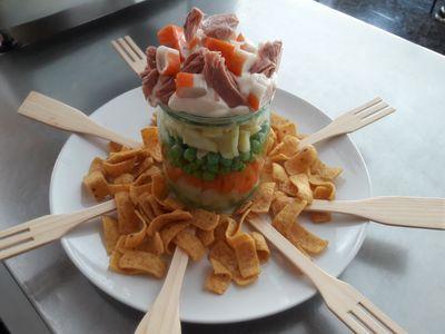 Taberna La Tata presta servicio en la subcategoría de Restaurantes para comidas y cenas de empresa en Alicante