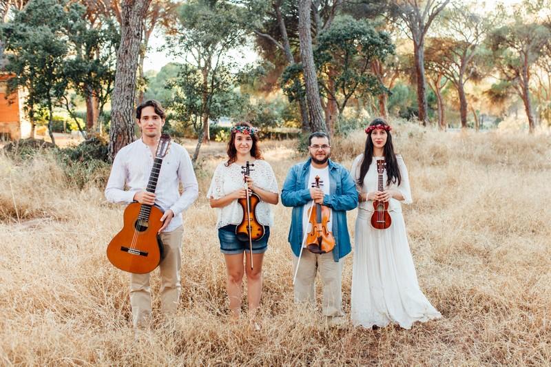 Música original bodas madrid