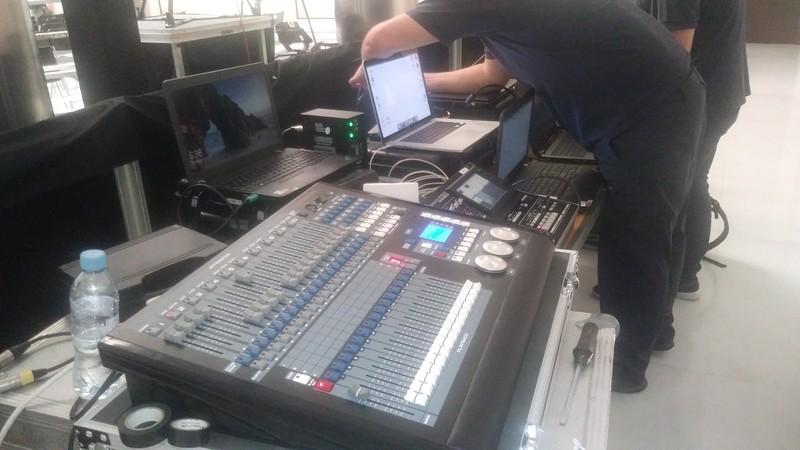 Control Audiovisual 1