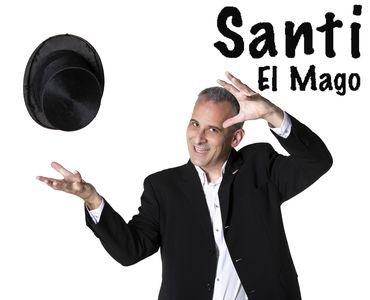 """Santi """"El Mago"""" presta servicio en la subcategoría de Magos en Vizcaya"""