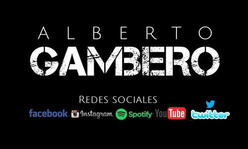 Alberto Gambero presta servicio en la subcategoría de Orquestas, cantantes y grupos en Málaga