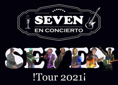Seven en concierto presta servicio en la subcategoría de Orquestas, cantantes y grupos en Zaragoza