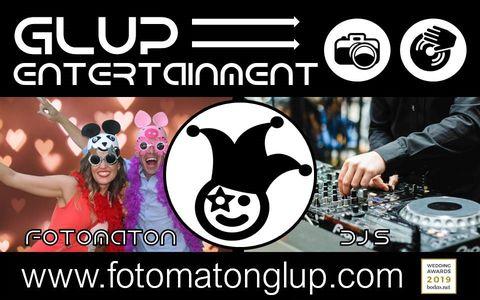 Fotomaton y Dj's Glup Entertainment presta servicio en la subcategoría de Djs en Madrid
