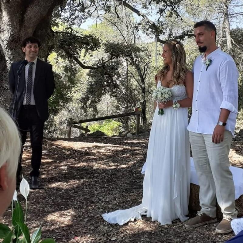 La ceremonia de Anna & Josep