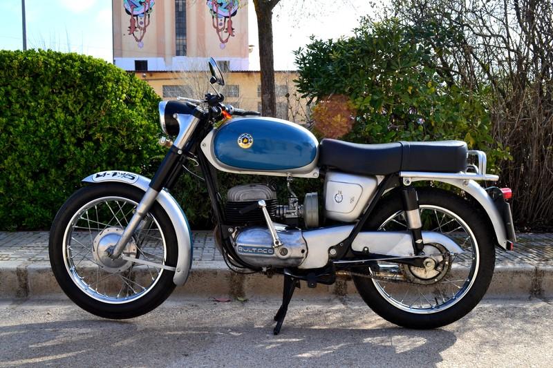 Alquiler Bultaco Mercurio de 1963