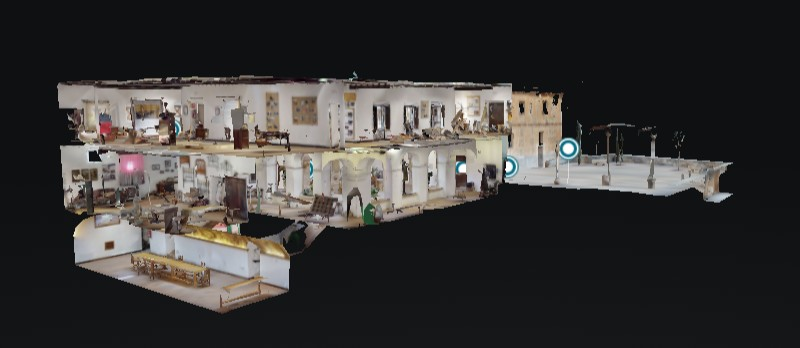 Visita Virtual 3D de Museos