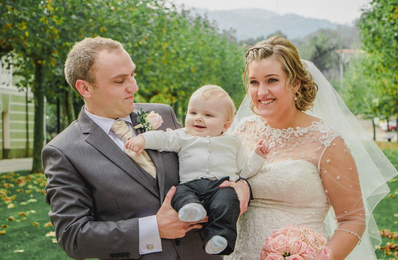Nos encantan las bodas de 3!
