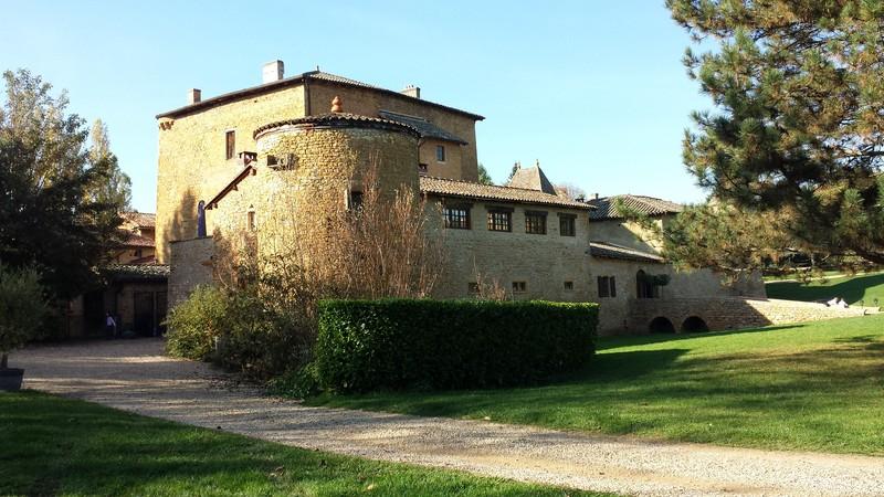 Château du Sou, Lacenas,  Francia,  Lyon