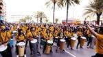 Empresa de Orquestas, cantantes y grupos en Valencia Batucada Cientambores