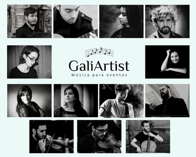 Músicos Galiartist