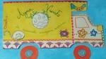 AGUAVIENTO WATERWIND, Eco Vegan Food Truck