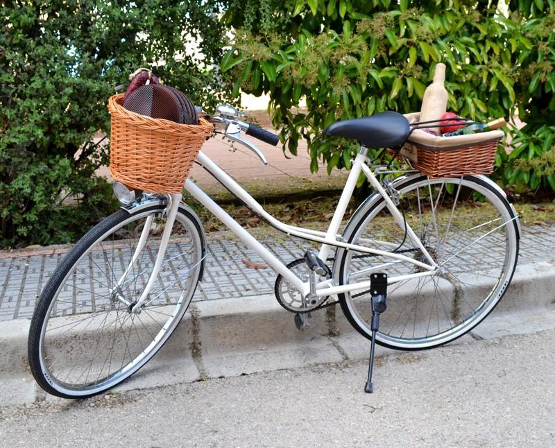 Alquiler bici clásica GAC