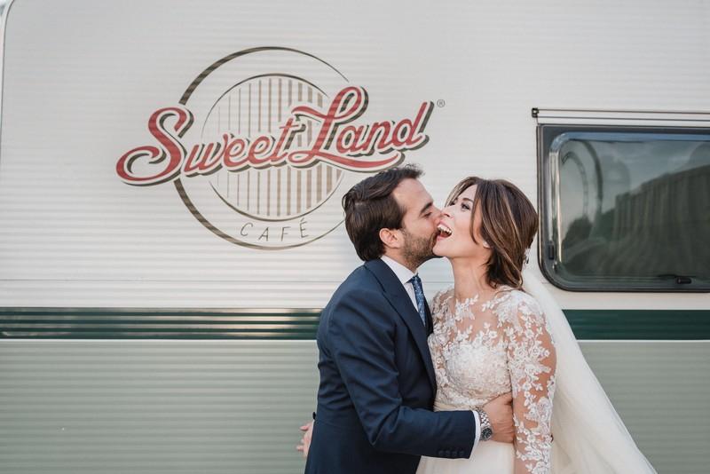 ¡Pon nuestra Sweet Caravan en tu boda!