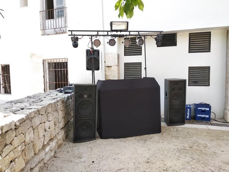Fiesta Techno en las fiestas de Colmenar de Oreja