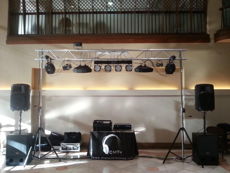 Montaje para Bodas y Eventos Privados( Presentación Falla Exposición en Ateneo M