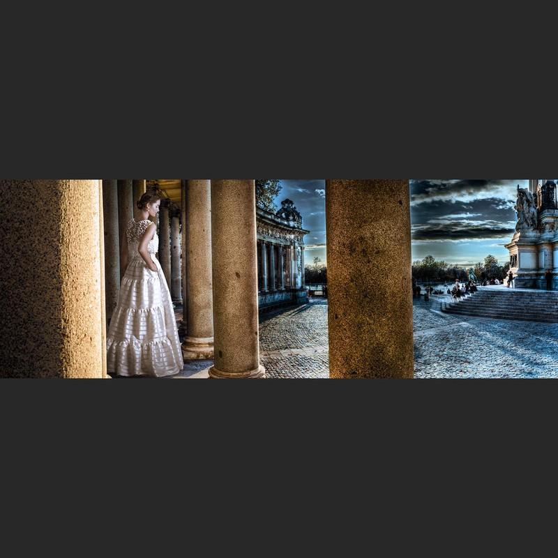 Bride Dream, El Retiro. Madrid.