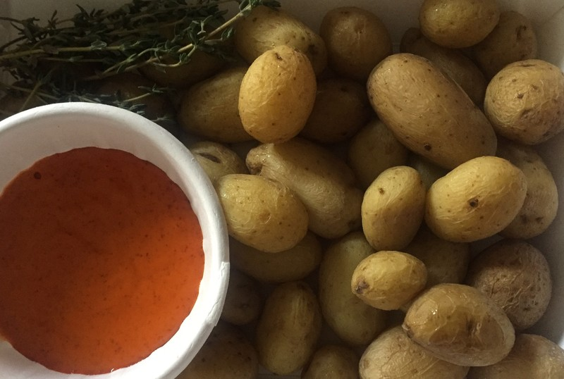 patatas mojo