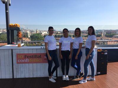 Andromeda Eventos presta servicio en la subcategoría de Agencias de eventos en Madrid