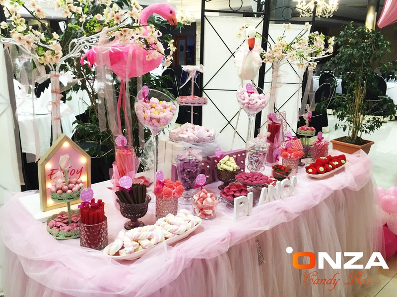 Candy Bar Comunión Chica
