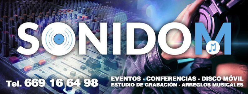 Sonido M presta servicio en la subcategoría de Djs en Murcia