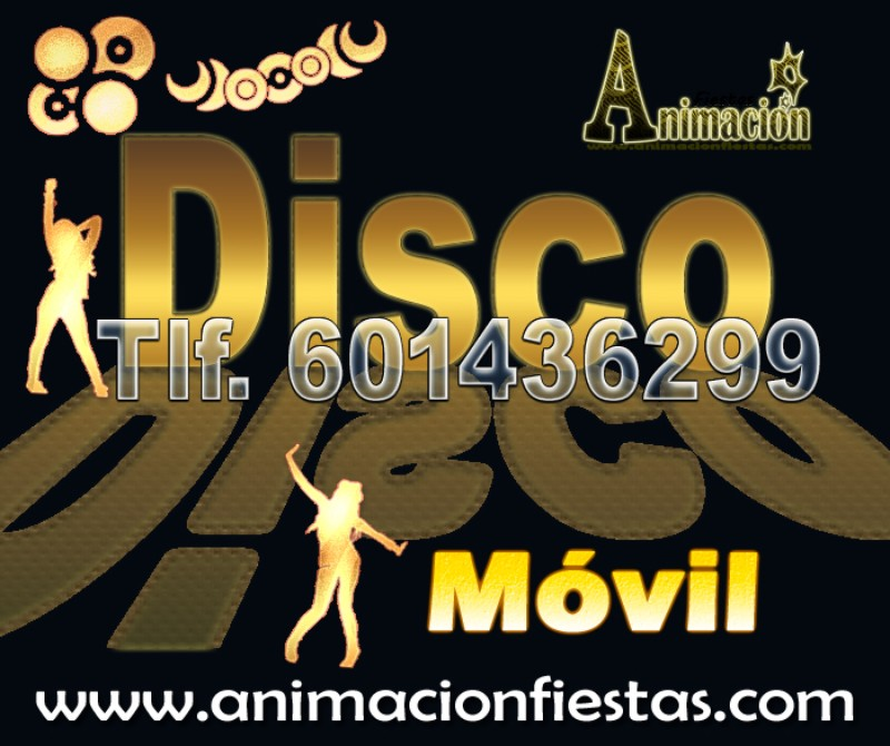 disco móvil