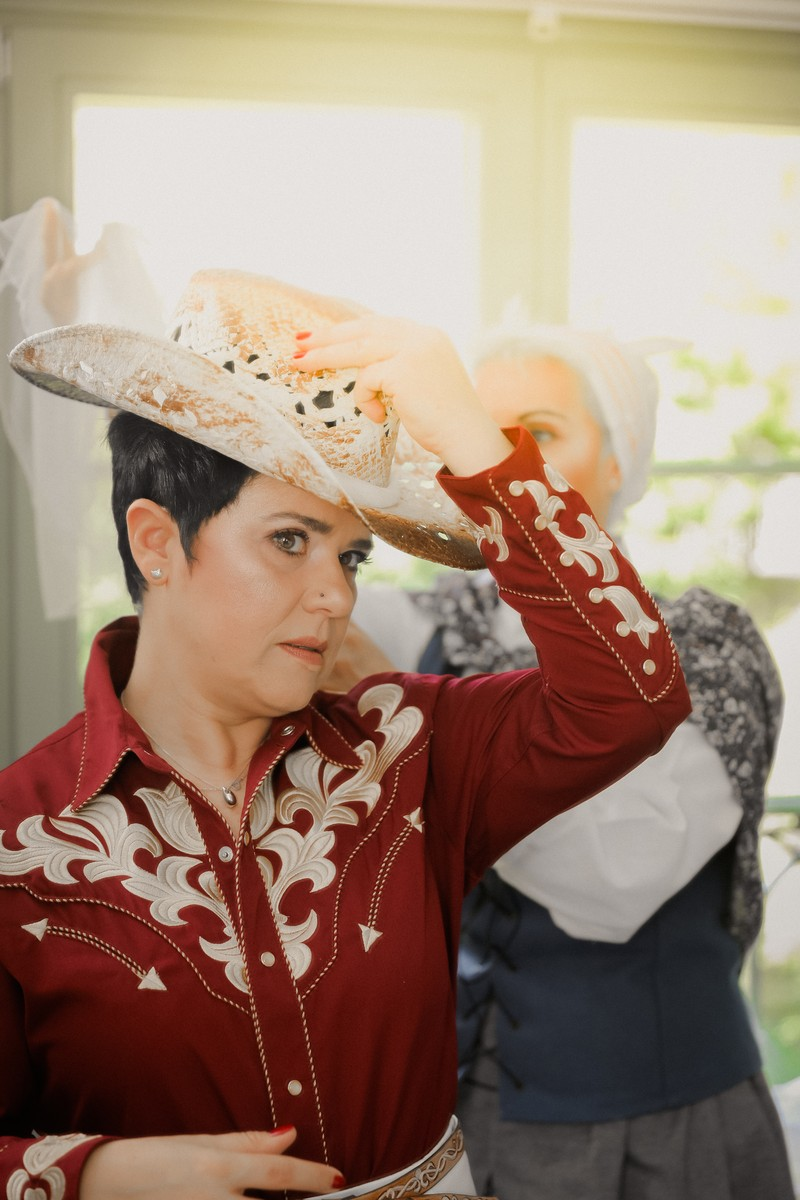 Cowboy Wedding Estudios Prieto
