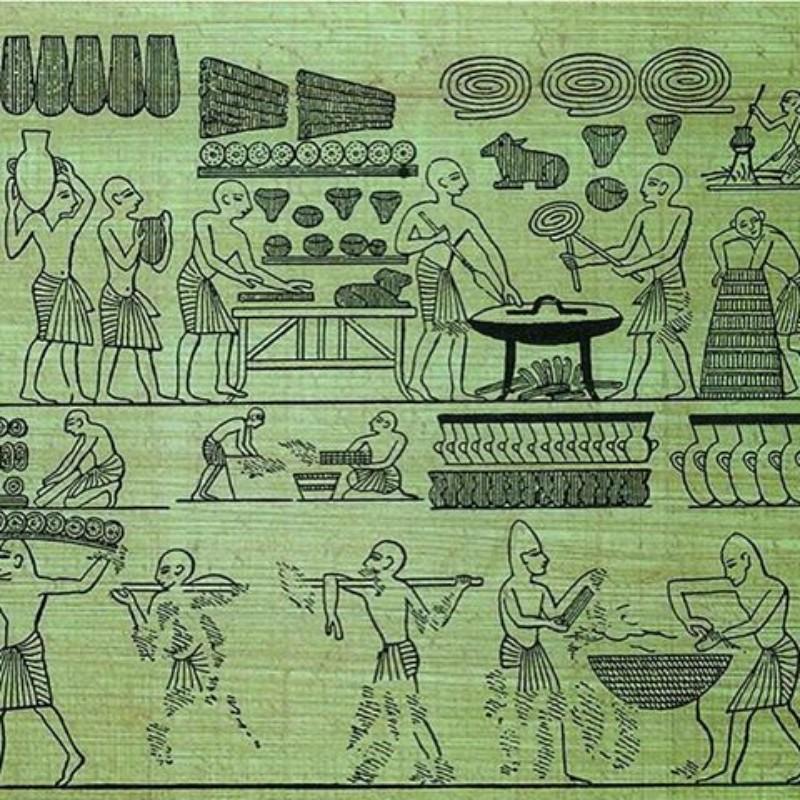 ...y nuestros antepasados...tenemos historia