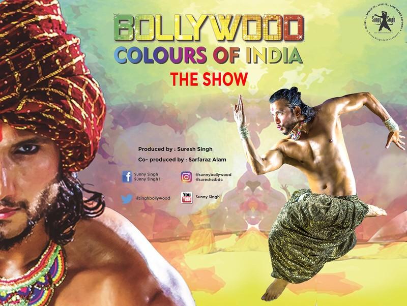 """Producción Gira """"Colores de India"""""""