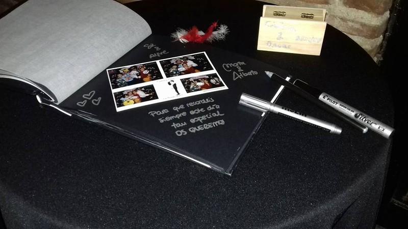 Libro firmas gratis en fotomaton