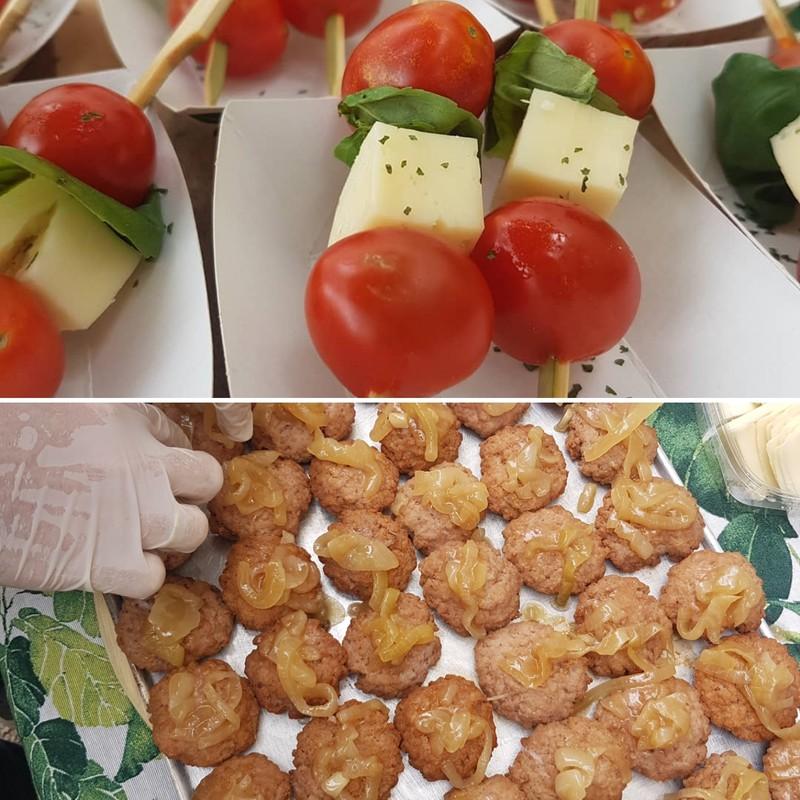 Pica Garden Finger Food