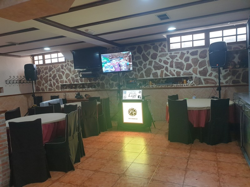 Karaoke a domicilio Lupi
