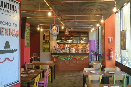 Cantina Mariachi Narváez presta servicio en la subcategoría de Restaurantes para comidas y cenas de empresa en Madrid