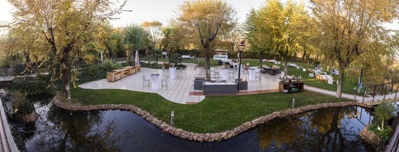 Jardín de Acebos