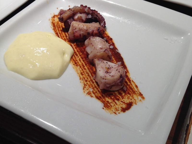 Version del Pulpo a la Gallega