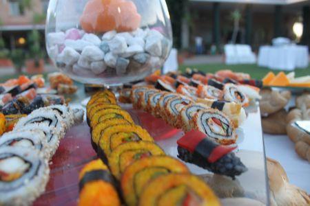 QM Catering presta servicio en la subcategoría de Catering bodas en Sevilla