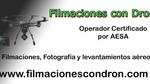 Filmaciones con Dron