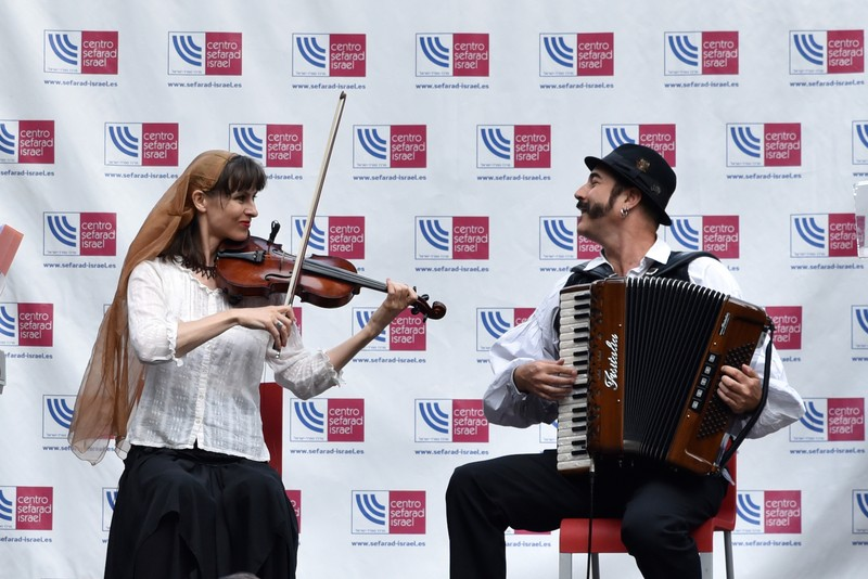 Casa Sefarad - Programa de música klezmer Junio 2017