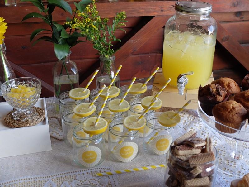 Limonada Babyshower