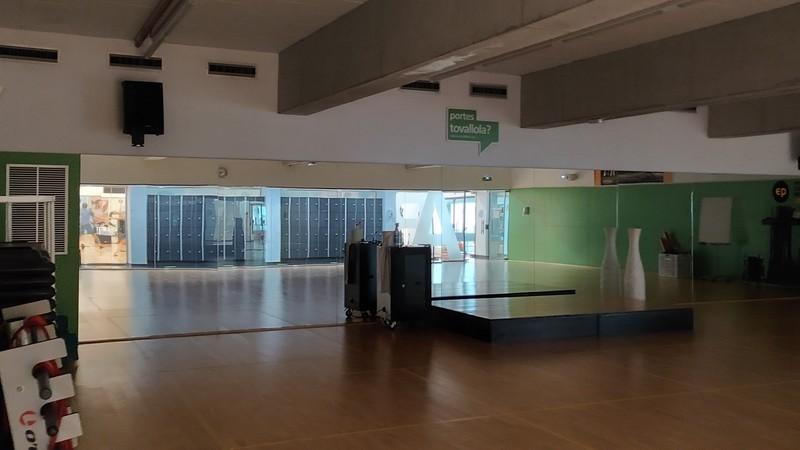 Sonorización Sala de Actividades Dirigidas